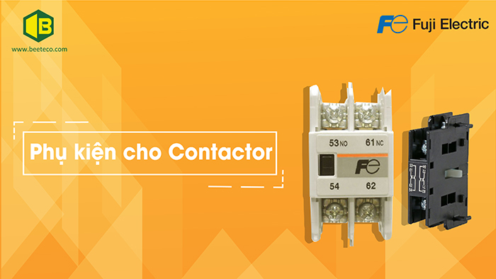 phụ kiện contactor