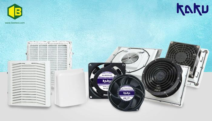 Kaku cooling fan series