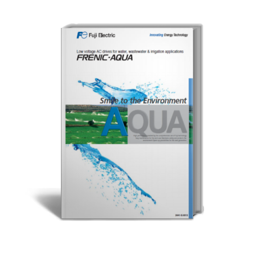 Catalog Biến tần Frenic Aqua Fuji Electric (Inverter Fuji)