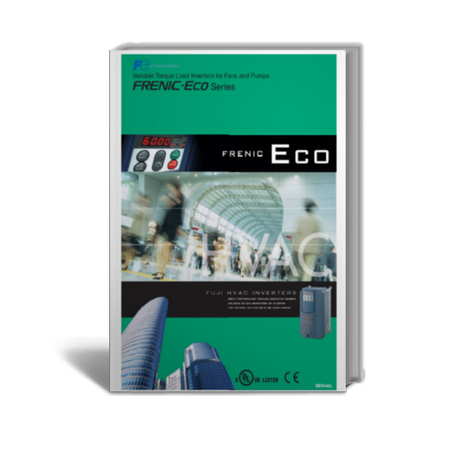 Catalog Biến tần Frenic Eco Fuji Electric