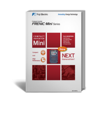 Catalog Biến tần Frenic Mini New (Fuji Electric)